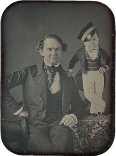 P.T. Barnum & Gen. Tom Thumb