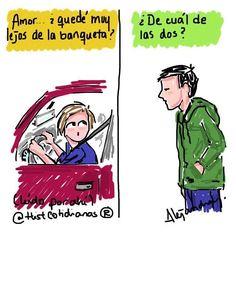 #Historias de una conductora