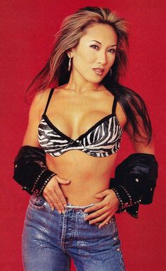 Nitro Girl Chae - WCW