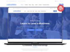 Eistruttore - Speaker and Life Coach WordPress Theme by ModelTheme on Dribbble Wordpress Theme Design, Online Coaching, Revolutionaries, Education, Learning, Life, Educational Illustrations, Teaching, Studying