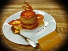 What's better than one Flan? The awareness of two Flans 😍 #flan #pudim #dessert #myflan #flandelugo #flavor #amazing #love #cali #nyc #foodie #foodporn #sugar #milk #eggs #bake #bakery #chef #pastry #patisserie #masterchef #pastrychef #sunday #friend #inlove #lugo #flanart #fork #spoon #cake Flan Dessert, Creme Caramel, Pastry Chef, Bakery, Deserts, Food Porn, Milk, Eggs, Sugar