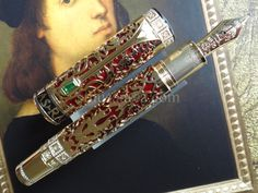 MONTBLANC MASTER OF URBINO RAFFAELLO SANZIO 18K GOLD ARTISAN LIMITED EDITION 4 | Collectibles, Pens & Writing Instruments, Pens | eBay!