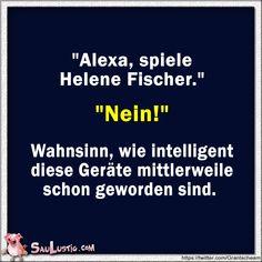 Alexa spiele Helene Fischer