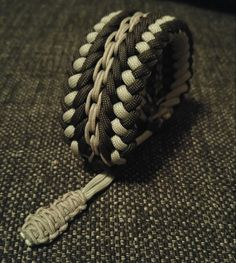 Sanctified with reflective cord #paracord
