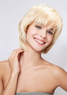69 Best Short Brown Blonde Wigs For Women Over 40 Or 50 Images
