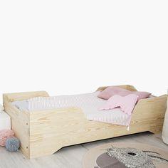 #Schlafkoje Tim aus massiver Kiefer. Kiefer, Toddler Bed, Furniture, Home Decor, Bed Ideas, Child Bed, Decoration Home, Room Decor, Home Furniture
