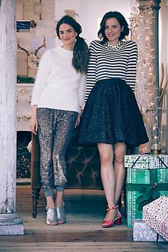 Holiday party inspiration #anthropologie #sequin #party