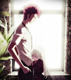 Mikoto and Anna