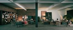 Florense corporate spaces by Albus showroom store design office