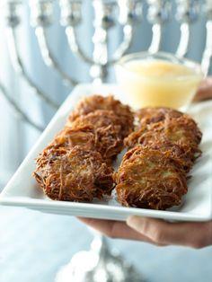Best Potato Latke Recipe EVER!   Joy of Kosher