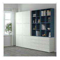ikea besta witte hoogglans kast huis en inrichting kasten boekenkasten. Black Bedroom Furniture Sets. Home Design Ideas