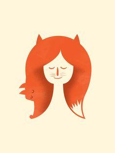 Foxy Lady  by Wharton