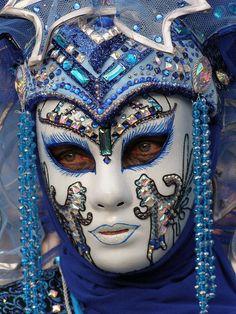 Italian Masquerade ~ Venice Carnival 2015 by Lesley McGibbon Venetian Carnival Masks, Carnival Of Venice, Venetian Masquerade, Masquerade Party, Masquerade Masks, Venice Carnivale, Mardi Gras, Harlequin Mask, Venitian Mask