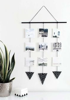 Beautiful DIY Wall Art Idea 2