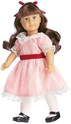 Samantha 2014 Mini Doll (American Girl, Beforever): American Girl Editors: 9781609585372: AmazonSmile: Books