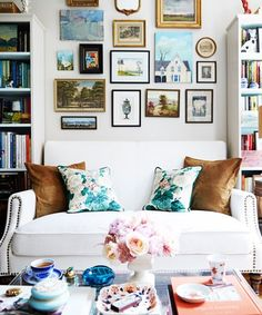 The surprising (and inexpensive) place you can find the best stuff for your gallery wall.