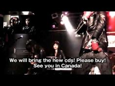 J-rock North Promotions Presents: lix @ The Toronto Congress Center Hall C 650 Dixon Road Toronto, ON Dates: May 2012 Website: www. Canada, Tours, Rock, Videos, Movie Posters, Film Poster, Locks, Rock Music, Film Posters