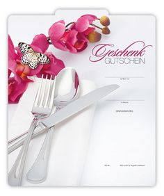 Multicolorgutschein G299 - Gutscheine für Restaurants Personal Care, Tableware, Restaurants, Fine Dining, Things To Do, Cards, Gifts, Self Care, Dinnerware