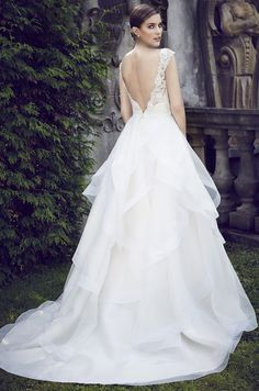Paloma Blanca Wedding Dresses 2015 - MODwedding