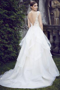 Paloma Blanca Wedding Dresses 2015 - MODwedding