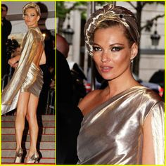 """r at """"The Model as Muse: Embodying Fashion"""" Costume Institute Gala at The Metropolitan Museum of Art on Monday (May 4)."""