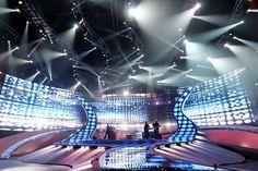 Clay Paky Lights Up the EurovisionSong Contest | ZioGiorgio.com