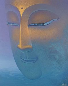 Buddha of Five Oceans (by Rawat Vongla)
