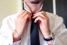 Kleiner Krawatten-Knigge: Worauf Sie beim Binden achten müssen: Länge, Krawattenknoten, Muster, Farben...
