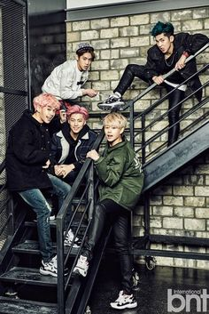 IMFACT / 임팩트 / Star Empire Ent. I really loce this new group and love to see where they will bring their carrer.