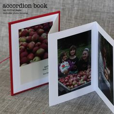 Accordion Book - Rag & Bone Bindery