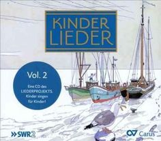 Der Nachwuchs Des Cross Over Jugendchors - Kinderlieder Vol. 2
