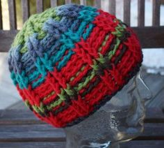 117 Besten Mützen Bilder Auf Pinterest Crochet Patterns Crocheted