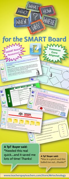 This Common Core-Aligned interactive SMART Board lesson exposes students to the rigor of pulling out information from nonfiction informational texts. Lesson includes a matching game, one practice story, and several nonfiction articles to distinguish and practice between the who, what, when, where, why, and how using graphic organizers to gather and organize information. Lesson also includes a Sticky Note activity/project as an extension for synthesis and understanding of what was taught.