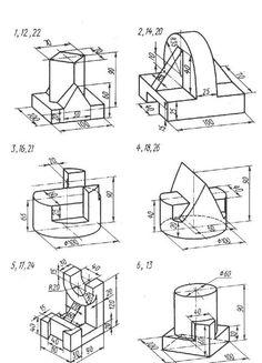 Pieza de enzablaje en solidworks | piezas en programas de ...