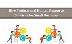 Hire Professional Humanresource Services For Small Business Career Hr