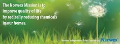 """To order products that allow you to """"clean without chemicals"""", visit: http://www.norwex.biz/publicstore/stores/CFlynn/AM/default.aspx"""