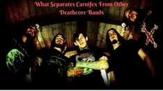 What Separates Carnifex From Other Deathcore Bands
