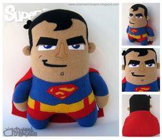 Superman by ChannelChangers.deviantart.com on @deviantART