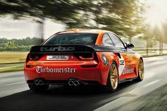 A BMW Tribute to Turbo | Yanko Design