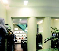 Incontri Boutique _Milan Arch. Bellotti_ Matrix Buzzi & Buzzi