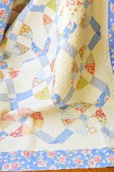 Sunwashed in California Girl by Fig Tree Quilts