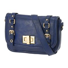 Cute cross-body bag! Would go nice with neutrals