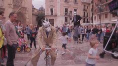 Teatru de strada la Valencia -Spania Sud Est, Valencia Spain, Street View, Culture