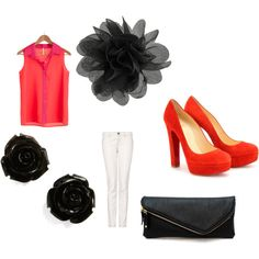 Sassy and classy, created by shirley-lee-ladd on Polyvore