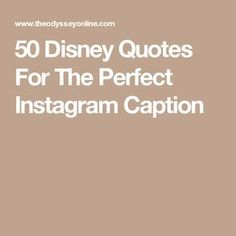 13 Disney Quotes For The Struggling College Student Simple Captions For Instagram, Instagram Captions Friendship, Instagram Caption Lyrics, Cute Quotes For Instagram, Instagram Captions For Friends, Instagram Funny, Disney Instagram, Inspirational Instagram Quotes, Instagram Ideas