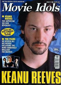 What a beautiful soul 💚 Keanu Reeves Life, Film Review, Beautiful Soul, Superstar, Idol, Mindfulness, Celebrities, Cover, Movie Posters