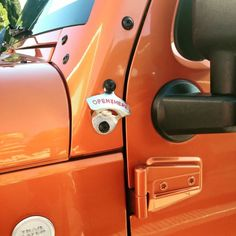 Every Jeep owner needs this bottle opener.