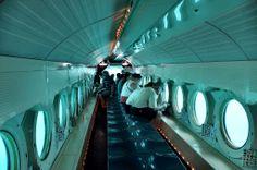 Take a submarine ride on Aruba to look at the beautiful undersea world.
