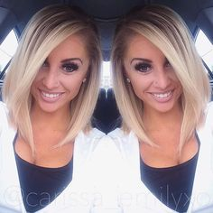 Happy #SuperBowl #Sunday #SuperBowlSunday #SuperBowl50 #MakeupByCarissa #MUA #MakeupJunkie #MakeupAddict #MOTD #Brows #Lashes #Eyeliner #Lips #OldTownAlexandria #WeddingMakeup #AnastasiaBeverlyHills #Bride #Wedding #Contour #Makeup #Hair #Blonde #Lob #Stila #Highlight #Balayage