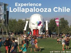 If you're in Chile during the end of March, dance a weekend away at the world famous Lollapalooza festival in Santiago! This is a great way to hear both familiar international music as well as the best of modern Chilean music. Two of our favorite Chilean bands we discovered at Lolla are Jiminelson and Ana Tijoux.